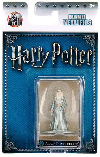 Harry Potter Nano Metalfigs Albus Dumbledore 1.5-Inch Diecast Figure HP17