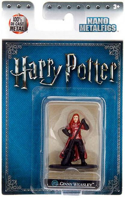 Harry Potter Nano Metalfigs Ginny Weasley 1.5-Inch Diecast Figure HP31