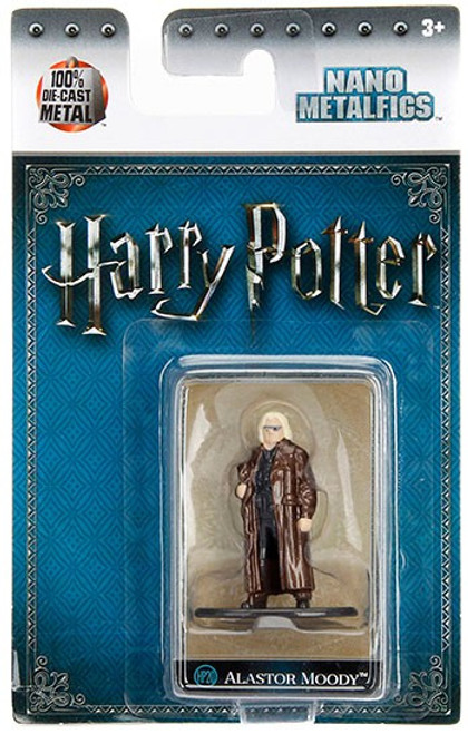 Harry Potter Nano Metalfigs Alastor Moody 1.5-Inch Diecast Figure HP20