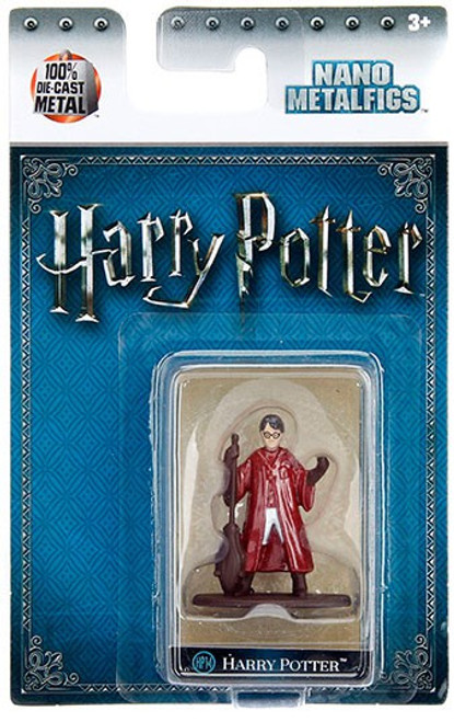 Nano Metalfigs Harry Potter 1.5-Inch Diecast Figure HP14 [Quidditch]