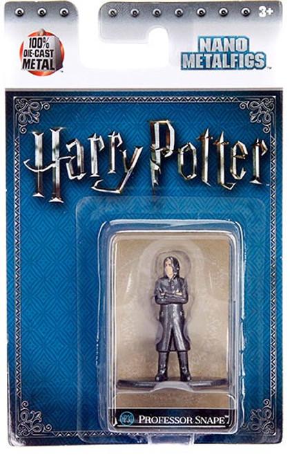 Harry Potter Nano Metalfigs Professor Snape 1.5-Inch Diecast Figure HP30