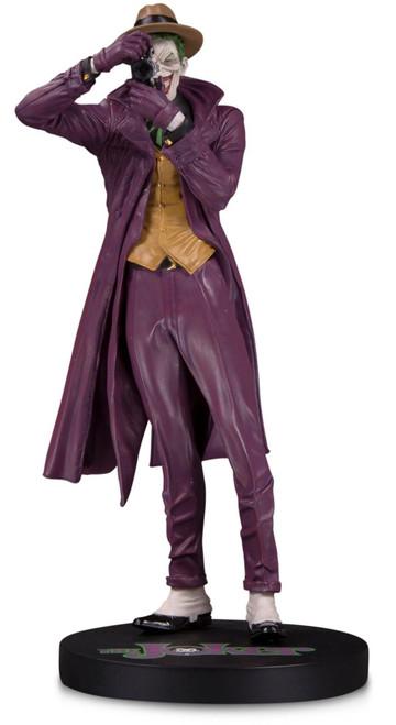 DC Designer Series The Joker (The Killing Joke) 7-Inch Mini Statue [Brian Bolland]