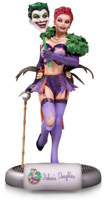 DC Bombshells Joker's Daughter Statue