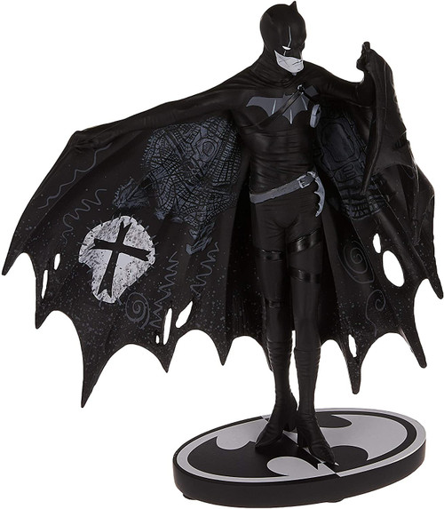 Black & White Batman 7-Inch Statue [Gerard Way]