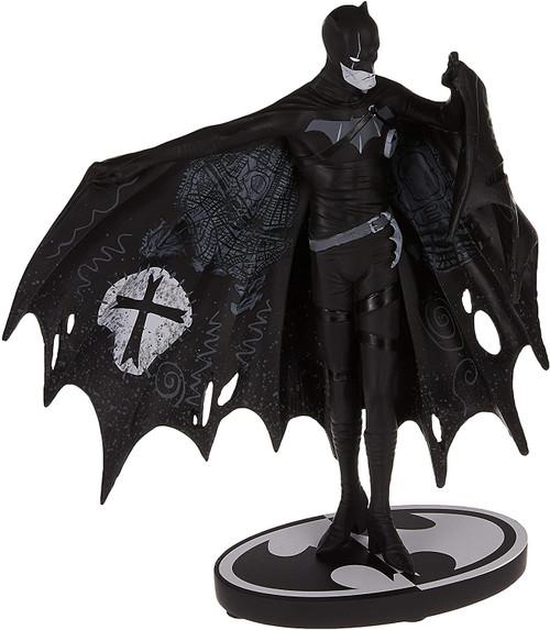 Black & White Batman 7-Inch Statue [Gerard Way]