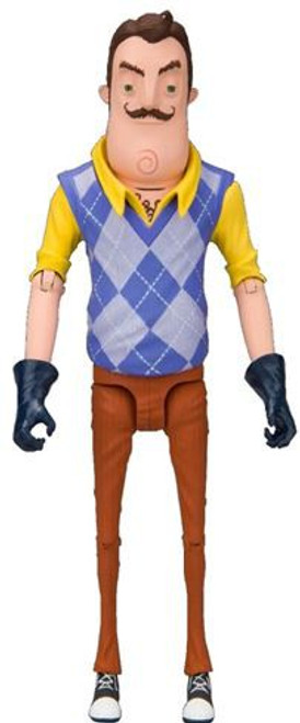 McFarlane Toys Hello Neighbor The Neighbor Action Figure [Shovel & Key]