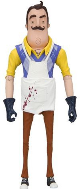 McFarlane Toys Hello Neighbor The Neighbor Action Figure [Butcher Apron]
