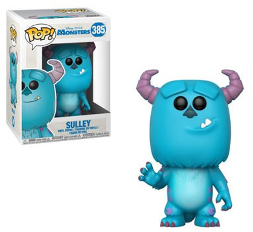 Funko Disney / Pixar Monsters Inc POP! Disney Sulley Vinyl Figure #385 [Waving]