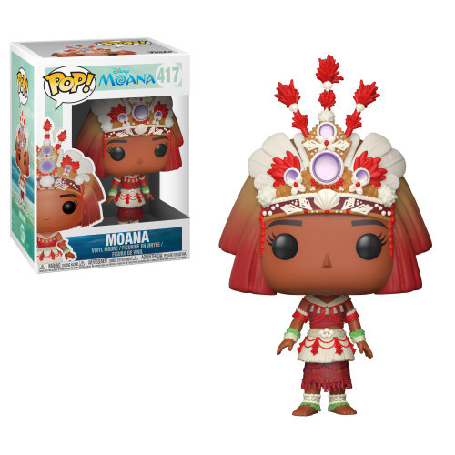 Funko POP! Disney Moana Vinyl Figure #417 [Ceremony]