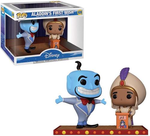 Funko POP! Disney Aladdin's First Wish Vinyl Figure #409 [Animated]