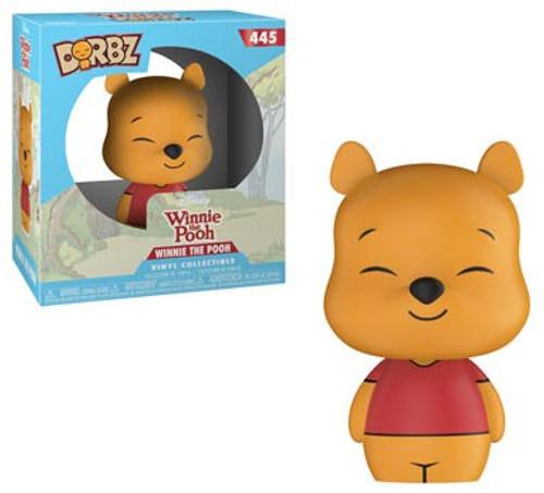 Funko Disney Winnie the Pooh Dorbz Pooh Vinyl Figure #445