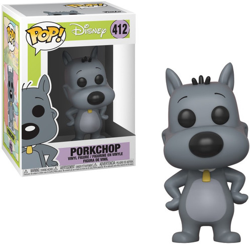 Funko Doug POP! Disney Porkchop Vinyl Figure #412 [Regular Version]