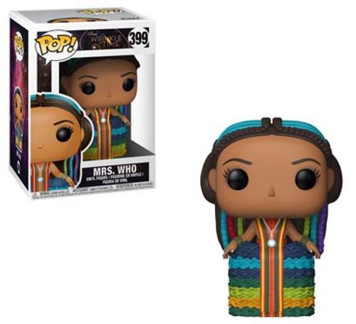 Funko A Wrinkle in Time POP! Disney Mrs. Who Vinyl Figure
