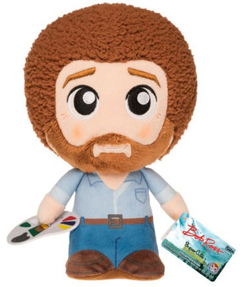 Funko SuperCute Bob Ross Plush