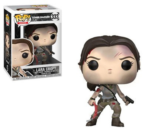 Funko Tomb Raider POP! Games Lara Croft Vinyl Figure #333 [333]