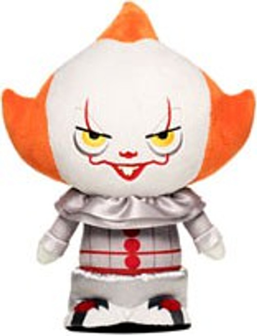 Funko IT Movie (2017) Pennywise Plush [Mean Face, NO Blood]
