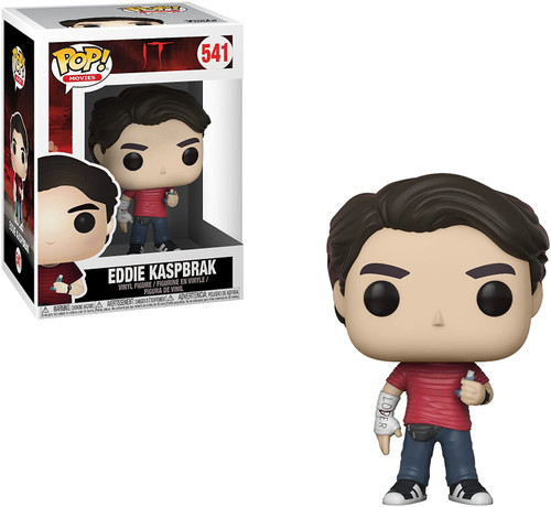 Funko IT Eddie Kaspbrak Vinyl Figure #541 [Broken Arm]