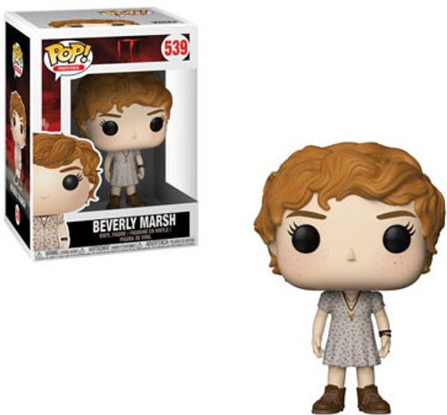 Funko IT POP! Movies Beverly Marsh Vinyl Figure #539 [Clean, Regular Version]