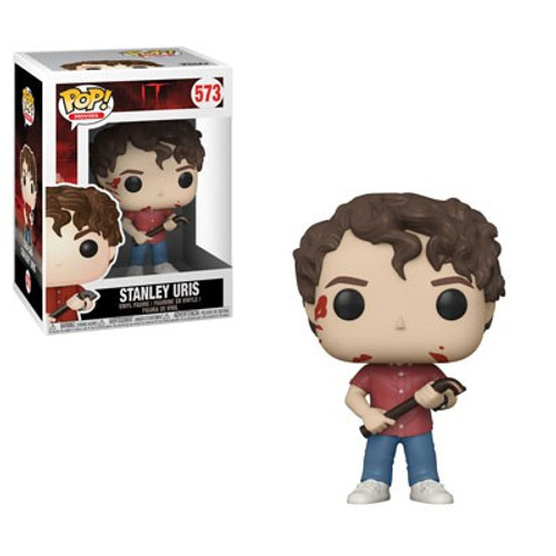 Funko IT POP! Movies Stanley Uris Vinyl Figure #573