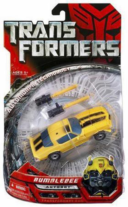 Transformers Movie Bumblebee Deluxe Action Figure [1974 Camaro, Damaged Package]