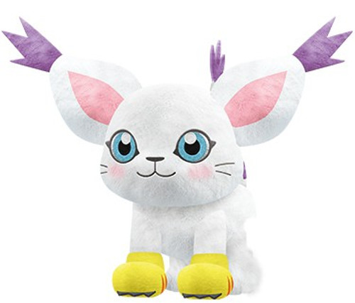 Digimon Gatomon 9-Inch Plush