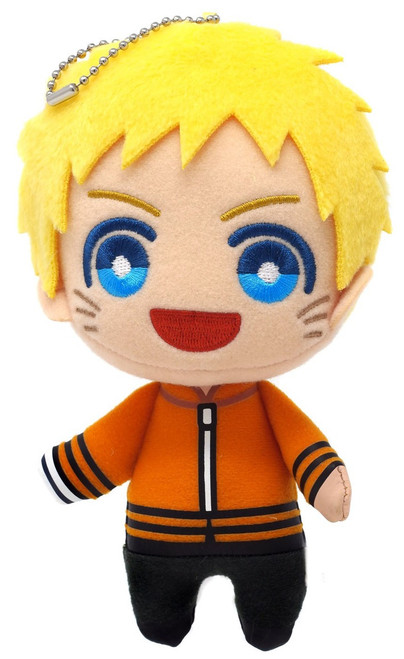 Boruto: Naruto Next Generation Tomonui Vol 1 Naruto Uzumaki 5.9-Inch Plush