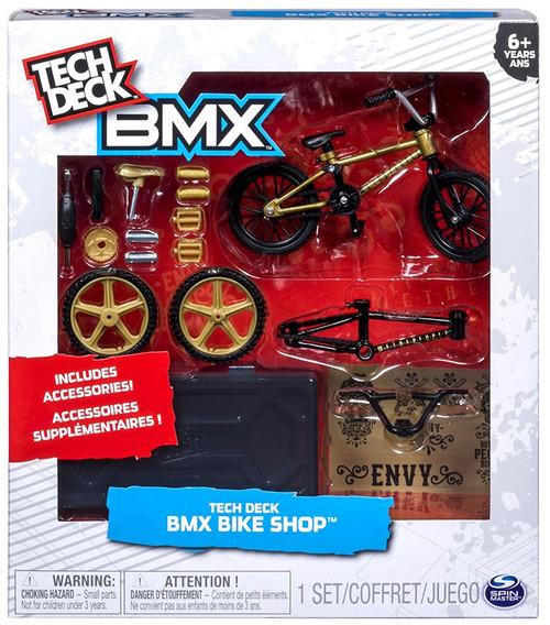 Tech Deck BMX Mini Figure 2-Pack WeThePeople Bikes Gold / Black Exclusive