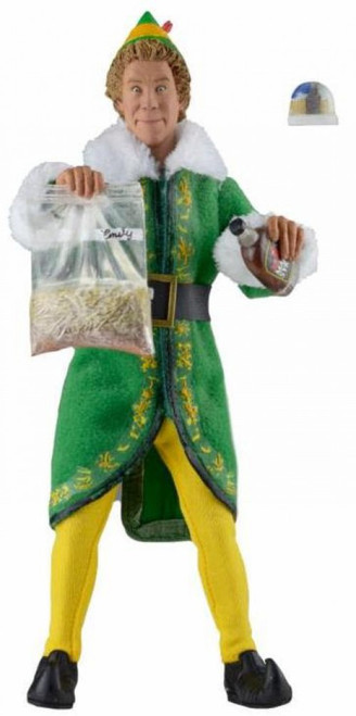 NECA Elf the Movie Buddy the Elf Clothed Action Figure