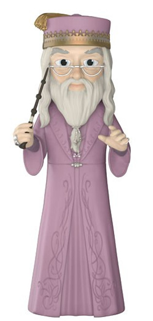 Funko Harry Potter Rock Candy Albus Dumbledore Vinyl Figure