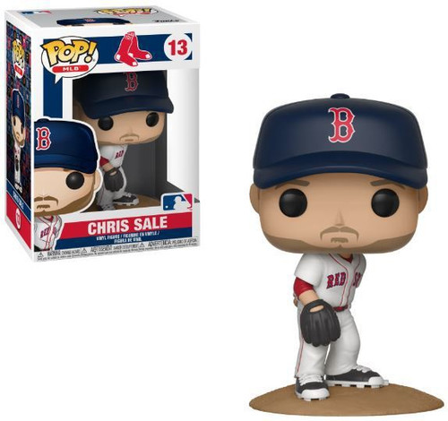 Funko MLB Boston Red Sox POP! Sports Baseball Chris Sale Vinyl Figure #13 [White Uniform]