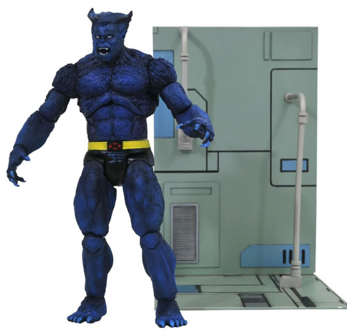 X-Men Marvel Select Beast Action Figure