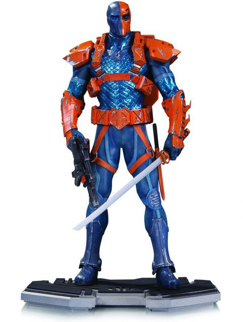 DC Icons Deathstroke 10-Inch Statue [Damaged Package]
