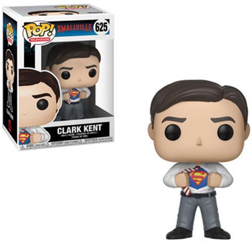 Funko Smallville POP! TV Clark Kent Vinyl Figure #625