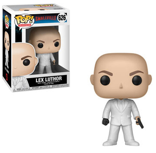 Funko Smallville POP! TV Lex Luthor Vinyl Figure #626