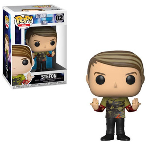 Funko Saturday Night Live POP! TV Stefon Vinyl Figure #02