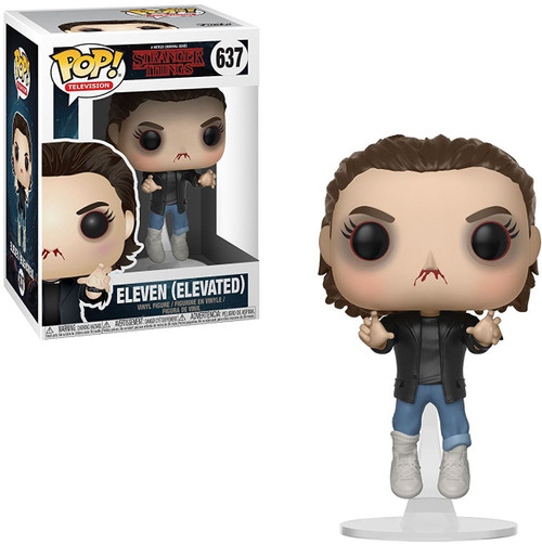 Funko Stranger Things POP! TV Eleven (Elevated) Vinyl Figure #637