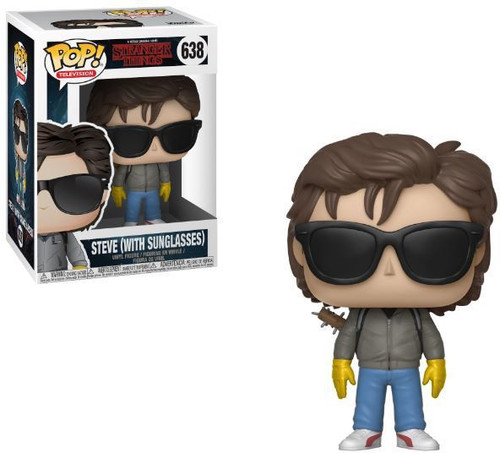 Funko Stranger Things POP! TV Steven With Sunglasses Vinyl Figure #638