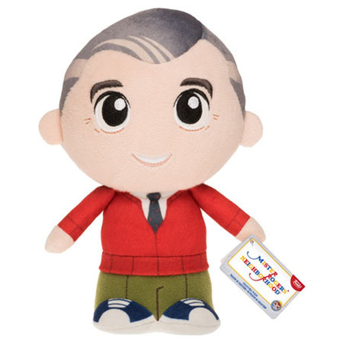 Funko Mr. Rogers Neighborhood SuperCute Mister Rogers Plush
