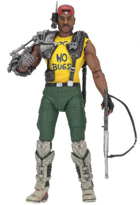 NECA Aliens Series 13 Space Marine Sgt. Apone Action Figure