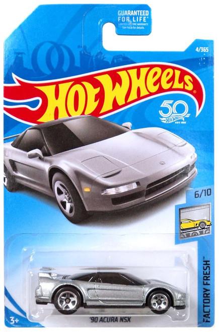 Hot Wheels Factory Fresh '90 Acura NSX Die-Cast Car #6/10