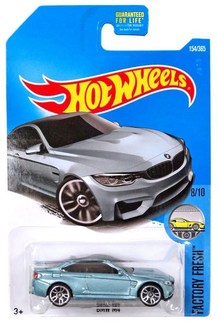 Hot Wheels Factory Fresh BMW M4 Die-Cast Car #8/10