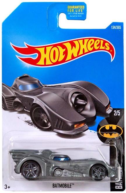 Hot Wheels Batman Batmobile Diecast Car FCC14 [2/5]
