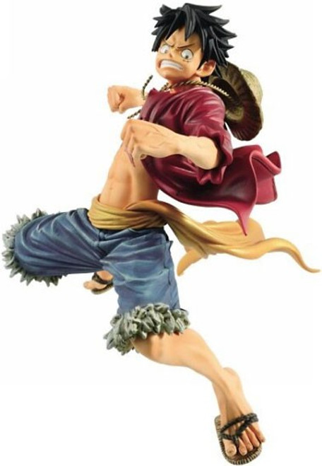 One Piece World Figure Colosseum Monkey D. Luffy 6.3-Inch Collectible PVC Figure [Special Figure]