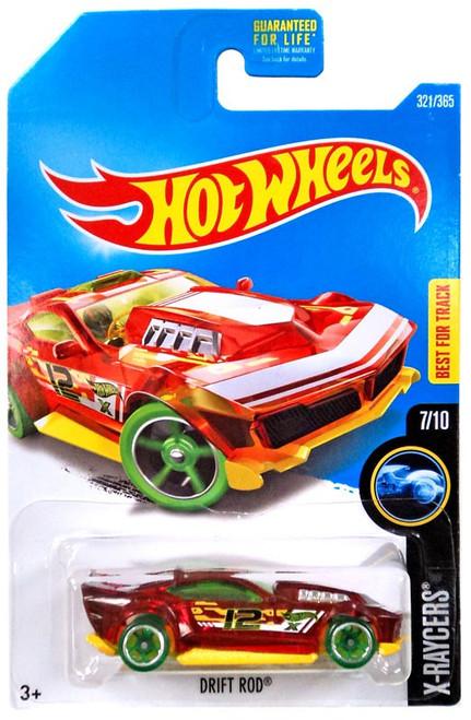 Hot Wheels X-Raycers Drift Rod Die-Cast Car DTY12 [7/10]