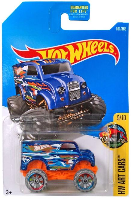 Hot Wheels HW Art Cars Monster Dairy Delivery Diecast Car DVB81 [5/10]