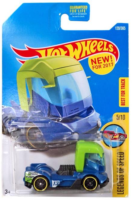 Hot Wheels Legends of Speed Rig Heat Diecast Car DTX13 [5/10]