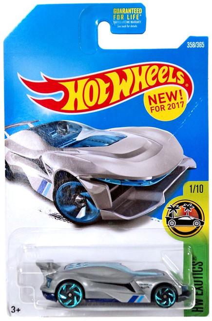 Hot Wheels HW Exotics Gazella R Diecast Car FJV99 [1/10]