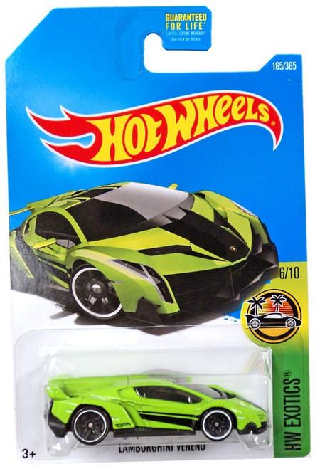Hot Wheels HW Exotics Lamborghini Veneno Die-Cast Car DVB09 [6/10]