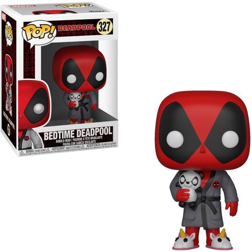 Funko POP! Marvel Bedtime Deadpool Vinyl Bobble Head #327