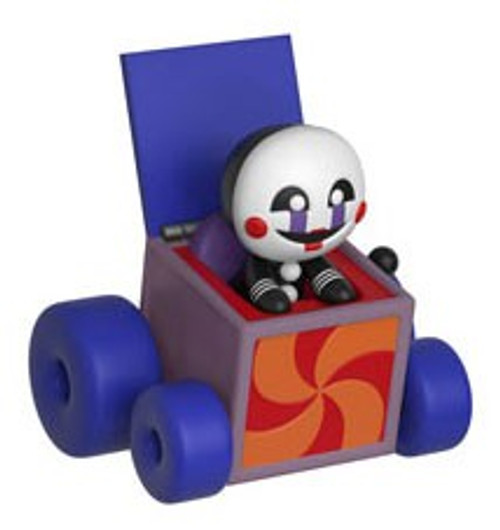 Funko Five Nights at Freddy's Super Racer Marionette Diecast Vehicle